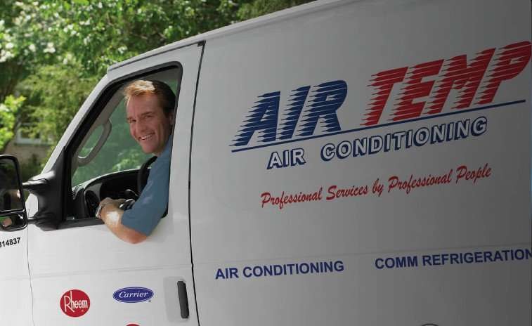 Air Temp Service Tech